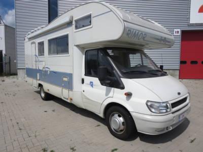Ford Rimor - Camper Tilburg