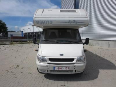 Camper Tilburg Ford Rimor 05
