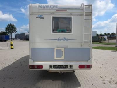Camper Tilburg Ford Rimor 08