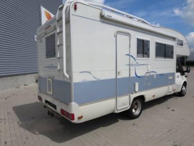 Camper Tilburg Ford Rimor 09