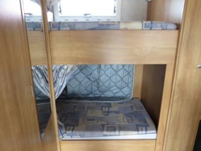 Camper Tilburg Ford Rimor 22