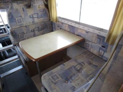 Camper Tilburg Ford Rimor 29